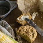 Vegan Classic Southern Cornbread from Mobile to Mumbai