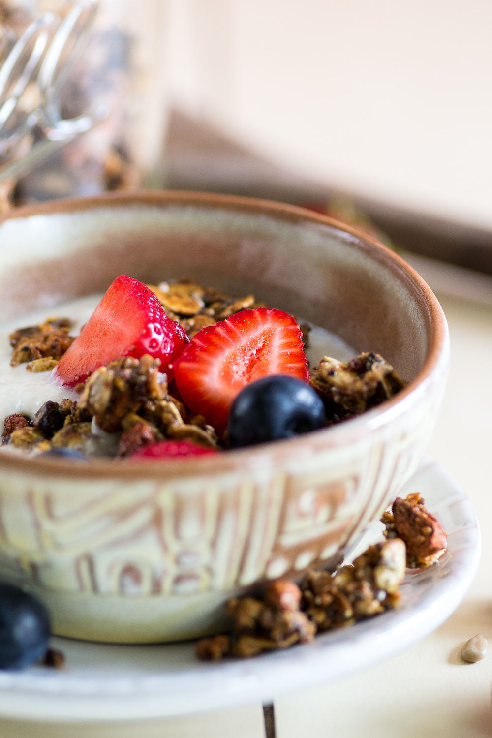 Superfood II Granola by An Unrefined Vegan
