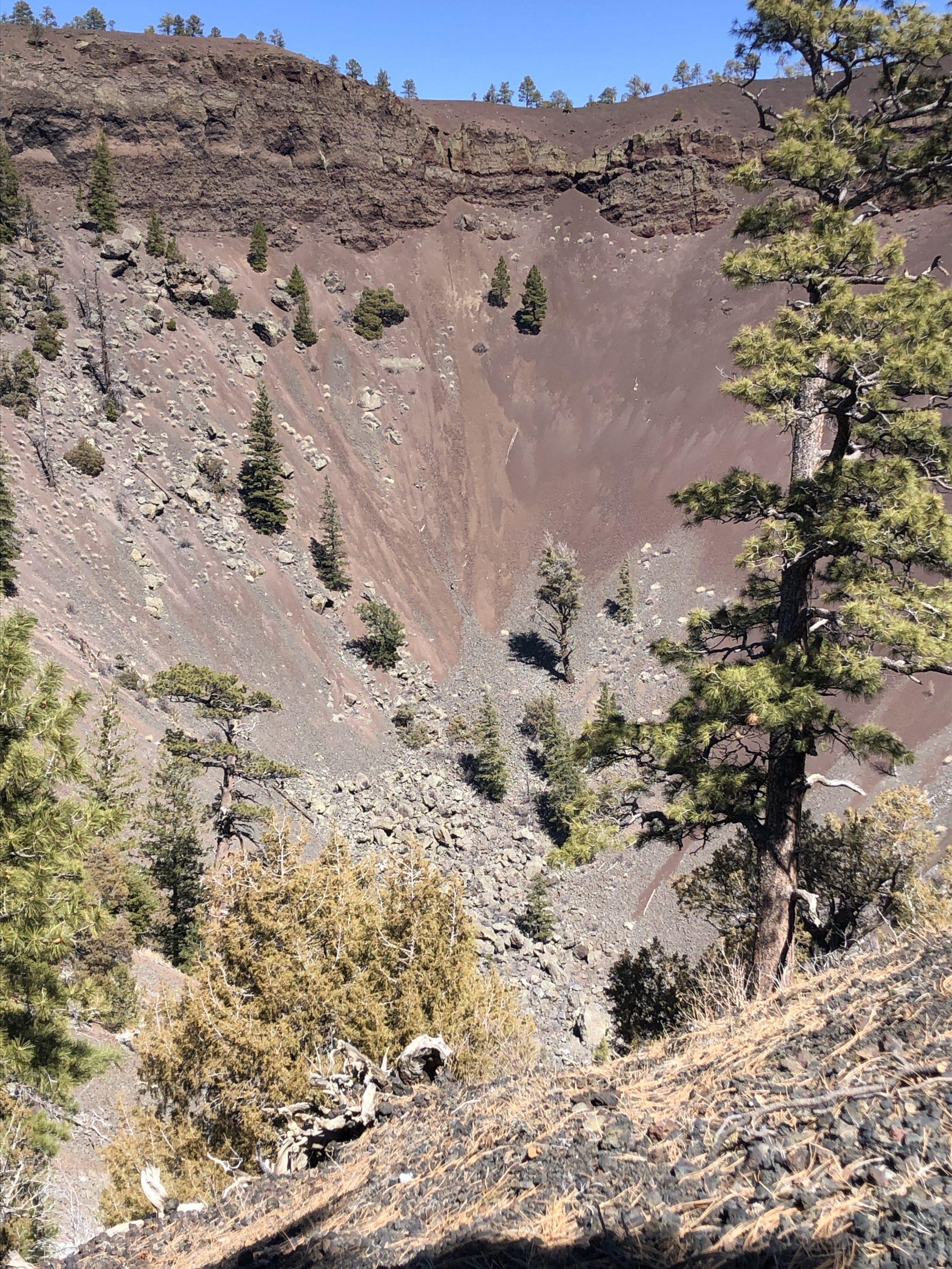 Bandera Volcano & Ice Cave, March 2020