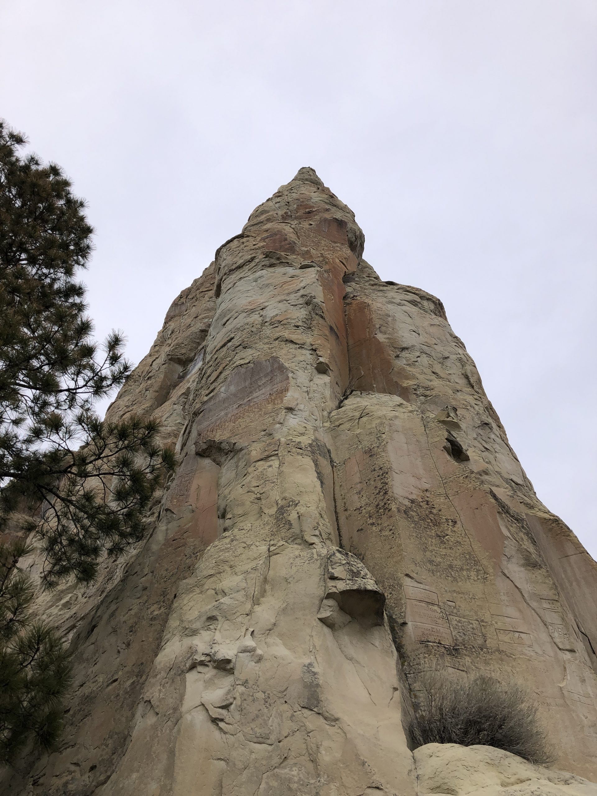 El Morro National Monument, March 2020