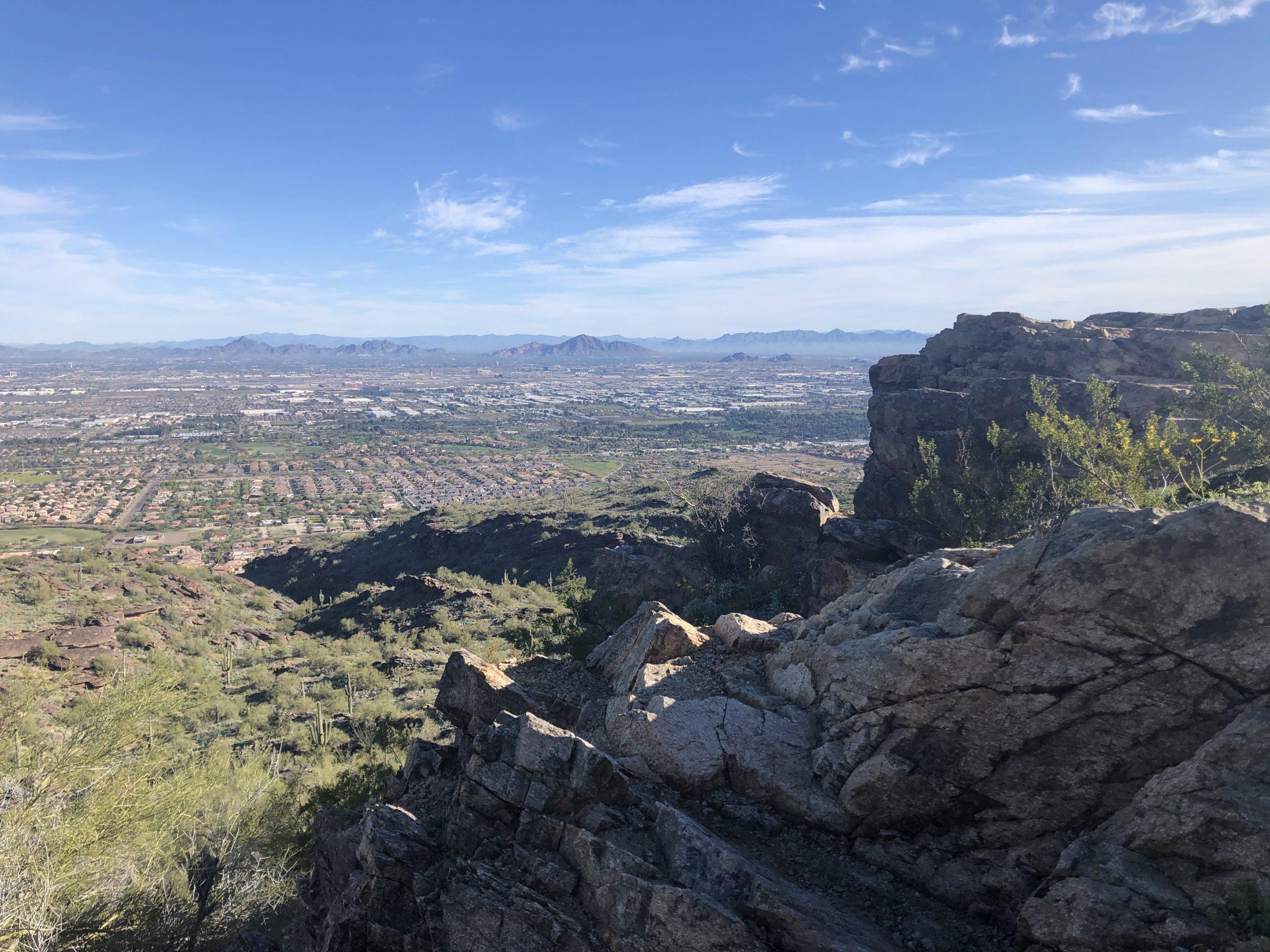 Mormon Trail, March 2020