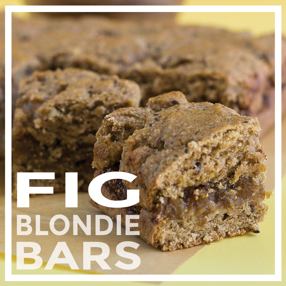 Oil-free Fig Bars by Unrefined Vegan