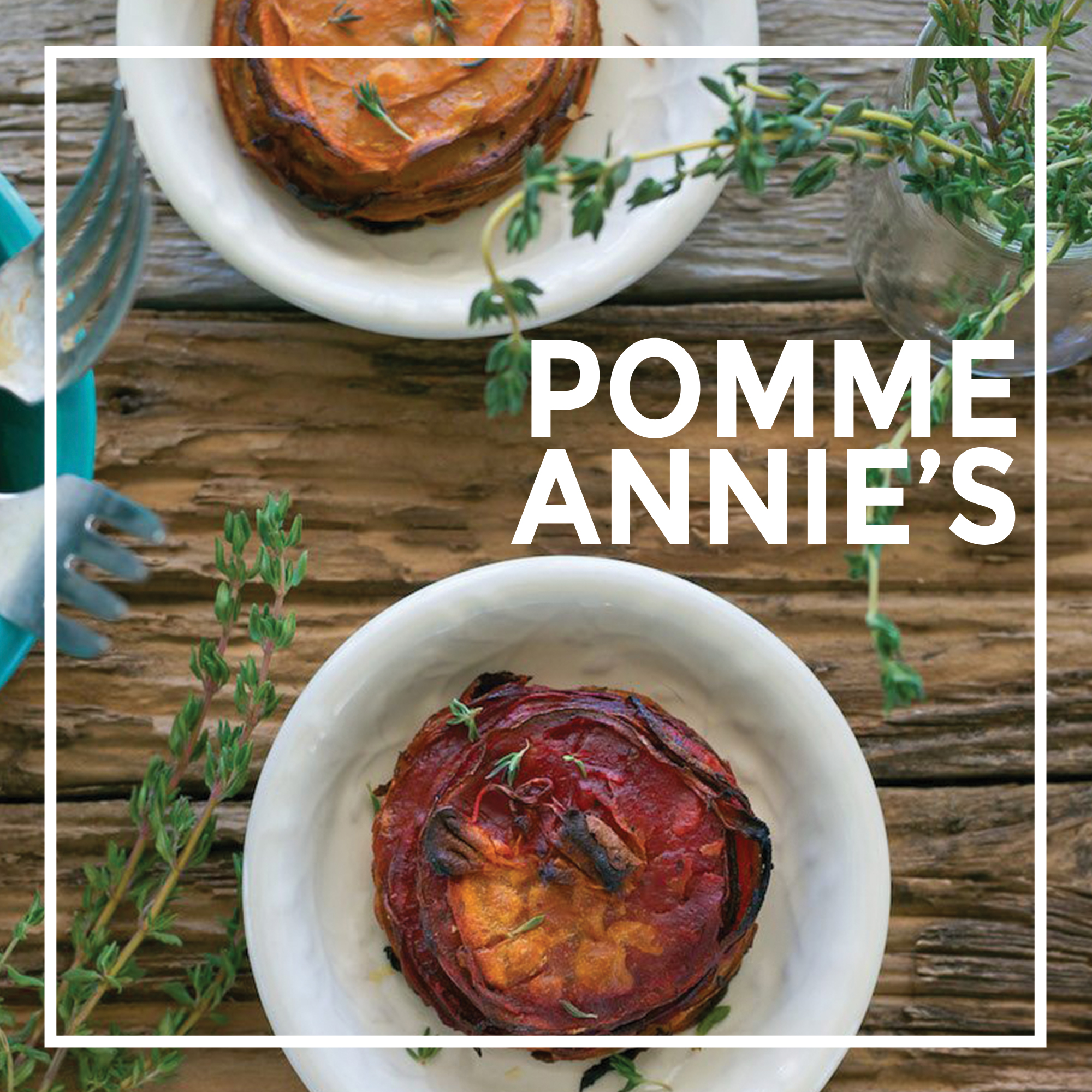 Pomme Annie's by Unrefined Vegan